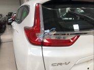 Bán xe Honda CR V sản xuất năm 2019, màu trắng, nhập khẩu Thái Lan giá 1 tỷ 93 tr tại Tp.HCM