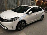 Cần bán xe Kia Cerato đời 2017, màu trắng giá 595 triệu tại Hà Nội