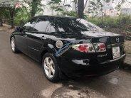 Cần bán lại xe Mazda 6 đời 2003, màu đen chính chủ giá 210 triệu tại Hà Nội