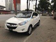 Bán gấp Hyundai Tucson màu trắng sản xuất 2011, chạy 8 vạn km, nhập Hàn Quốc giá 556 triệu tại Hà Nội