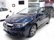 Bán Honda City L 2018, màu xanh lam giá cạnh tranh giá 599 triệu tại Tp.HCM