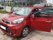 Cần bán xe Kia Morning 2017 số sàn màu đỏ giá 285 triệu tại Tp.HCM