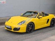 Cần bán Porsche Boxster đời 2015, màu vàng, nhập khẩu như mới giá 3 tỷ 100 tr tại Hà Nội