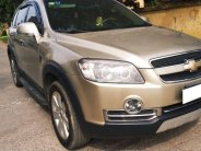 Cần bán xe Chevrolet Captiva LTZ 2009 số tự động màu ghi vàng giá 292 triệu tại Tp.HCM