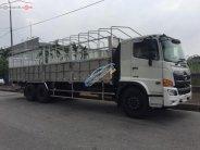 Cần bán Hino 500 Series 15 tấn sản xuất 2019, màu trắng giá 1 tỷ 680 tr tại Hà Nội