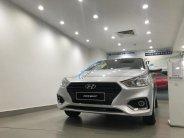 Bán xe Accent bản base màu bạc, có sẵn giao ngay 150 triệu nhận xe ngay giá 425 triệu tại Tp.HCM