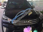 Cần bán xe Hyundai Creta đời 2016, màu đen còn mới giá 650 triệu tại Bắc Giang