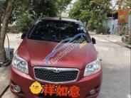 Bán xe Daewoo GentraX sản xuất năm 2010, màu đỏ, nhập khẩu nguyên chiếc  giá 250 triệu tại Đà Nẵng
