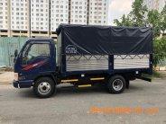 Xe tải JAC 2T4 động cơ ISUZU  thùng 4m3 giá 90 triệu tại Bình Dương