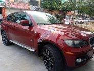Bán BMW X6 sản xuất 2008, màu đỏ giá 740 triệu tại Tp.HCM