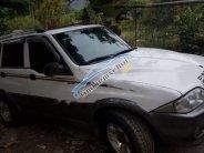 Bán xe Ssangyong Musso sản xuất 2000, màu trắng, giá chỉ 128 triệu giá 128 triệu tại Sơn La
