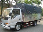 Xe tải JAC 1T9 thùng bạt giá rẻ giá 395 triệu tại Bình Dương