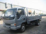 Xe tải Jac 2T4 thùng bạt giá rẻ, màu bạc giá 385 triệu tại Bình Dương