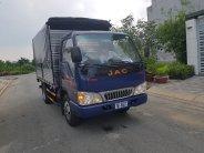 Xe tải Jac thùng bạt 2T4 giá rẻ, màu xanh giá 386 triệu tại Bình Dương