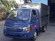 Xe tải jacc thùng kín 990kg máy xăng euro4 giá 255 triệu tại Bình Dương