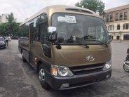 Giảm nóng 25 triệu - Hyundai County thân dài Đồng Vàng - Sản xuất 2018 giá 1 tỷ 290 tr tại Hà Nội