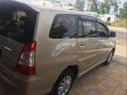 Cần bán Toyota Innova sản xuất năm 2013, màu vàng xe gia đình giá 500 triệu tại Cà Mau