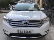 Cần bán xe Toyota Highlander SE sản xuất 2011, màu trắng, xe nhập giá 1 tỷ 150 tr tại Tp.HCM