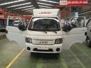 Xe tải JAC thùng bạt 990kg giá 252 triệu tại Bình Dương