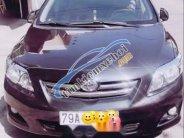 Bán Toyota Corolla altis 2009, màu đen xe gia đình giá 410 triệu tại Khánh Hòa