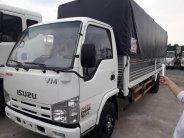 Xe tải Isuzu 1T9 thùng bạt bán trả góp giá 550 triệu tại Bình Dương