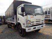 Xe tải Isuzu 8T2 thùng bạt giá 740 triệu tại Bình Dương