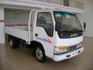 Xe tải JAC 2t4 thùng lửng, động cơ Isuzu giá 380 triệu tại Bình Dương