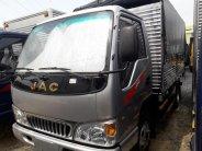 Xe tải jacc 2t4 thùng bạt động cơ isuzu giá 381 triệu tại Bình Dương