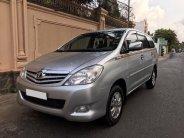 Cần bán Toyota Innova 2010 số sàn màu xám bạc giá 393 triệu tại Tp.HCM