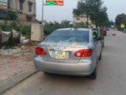 Bán xe cũ Toyota Corolla altis 1.8G MT đời 2003, màu bạc giá 240 triệu tại Thái Nguyên