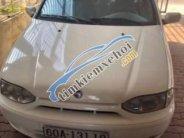 Cần bán xe Fiat Siena ELX 1.3 sản xuất năm 2003, màu trắng, xe đang chạy lướt giá 86 triệu tại Đồng Nai