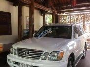 Bán xe Lexus LX đời 2013, màu trắng, nhập khẩu nguyên chiếc giá 1 tỷ 100 tr tại Kon Tum