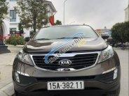 Bán Kia Sportage 2.0AT sản xuất 2013, màu nâu, nhập khẩu nguyên chiếc, giá chỉ 630 triệu giá 630 triệu tại Hải Phòng