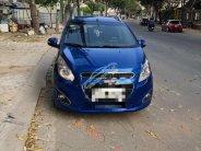 Bán Chevrolet Spark Lt năm sản xuất 2015, màu xanh lam giá 220 triệu tại Tp.HCM