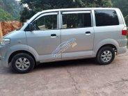 Cần bán gấp Suzuki APV sản xuất 2009, màu bạc, đăng kiểm còn dài giá 250 triệu tại Lạng Sơn