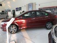 Bán ô tô Honda City năm sản xuất 2019, màu trắng, tinh tế, dẫn lối đam mê giá 599 triệu tại Tp.HCM