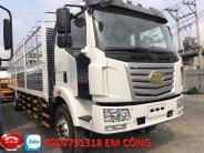 Xe tải faw thùng dài 9m7 tải 7T25 giá 900 triệu tại Bình Dương