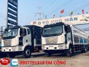 Xe tải faw 7t25 thùng dài 9m7 ga cơ số lượng có hạn giá 900 triệu tại Bình Dương
