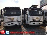 Xe tải faw 7t25 thùng dài 9m7 ga cơ giá rẻ giá 900 triệu tại Bình Dương