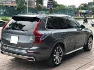 Bán Volvo XC90 T6 Inscription sản xuất 2016, màu xám, nhập khẩu giá 3 tỷ 68 tr tại Hà Nội