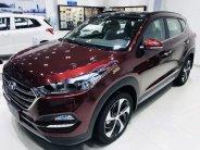 Cần bán gấp Hyundai Tucson sản xuất 2014, màu đỏ giá cạnh tranh giá 297 triệu tại Tp.HCM
