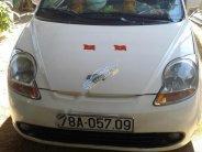 Bán ô tô Chevrolet Spark LT 0.8 MT đời 2008, màu trắng giá 100 triệu tại Phú Yên