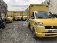 Cần bán gấp Suzuki Carry năm 2012, màu vàng giá 155 triệu tại Hà Nội