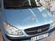 Bán Hyundai Getz AT 2009, màu xanh lam, nhập khẩu, 275tr giá 275 triệu tại Bình Dương