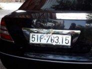 Cần bán xe Ford Mondeo 2.5 AT đời 2005, màu đen   giá 190 triệu tại Tp.HCM