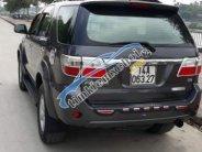 Cần bán lại xe Toyota Fortuner sản xuất 2009, màu đen, xe nhập, giá 580tr giá 580 triệu tại Hà Nam