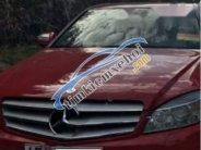 Bán Mercedes C200 AMG sản xuất năm 2007, màu đỏ số tự động giá 488 triệu tại Đắk Lắk