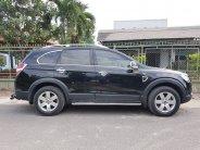 Cần bán xe Chevrolet Captiva 2007 số sàn, màu đen huyền thoại giá 263 triệu tại Tp.HCM