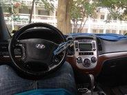 Hính chủ bán xe Hyundai Santa Fe CLX sản xuất năm 2009, màu bạc, xe nhập giá 495 triệu tại Thái Nguyên