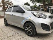 Cần bán gấp Kia Morning đời 2011, màu bạc, nhập khẩu nguyên chiếc giá 216 triệu tại Thái Nguyên
